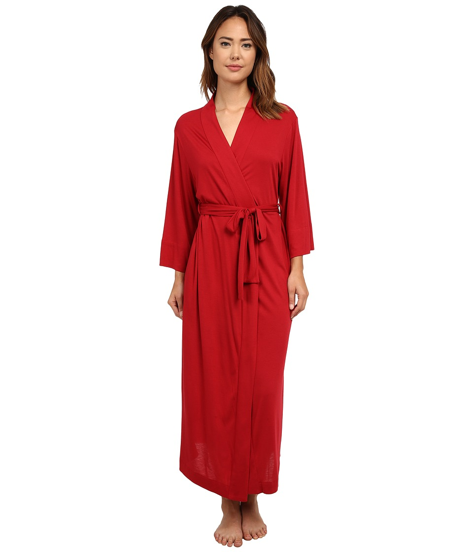Natori - Shangri-La Robe (Bed Red) Women's Robe