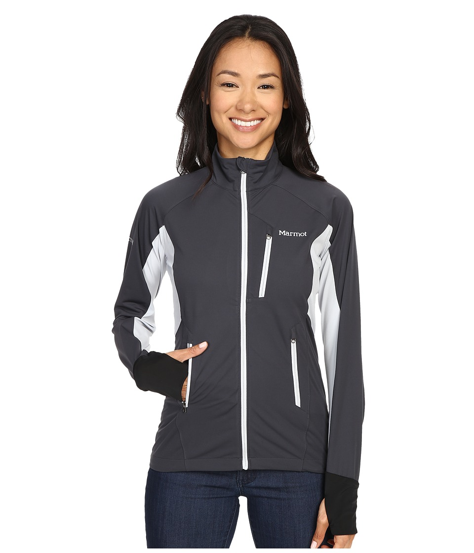 Marmot - Fusion Jacket (New Dark Steel/Silver) Women's Jacket