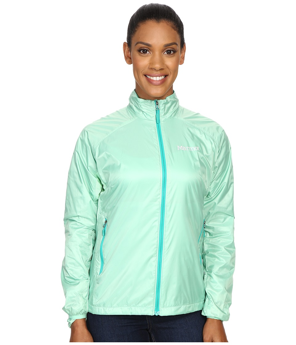 Marmot - Ether DriClime Jacket (Green Frost) Women's Coat