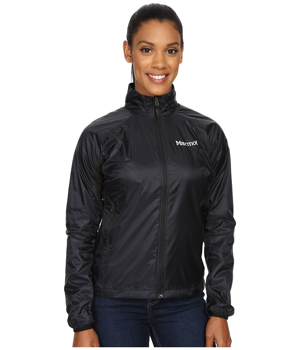 Marmot - Ether DriClime Jacket (Black) Women's Coat