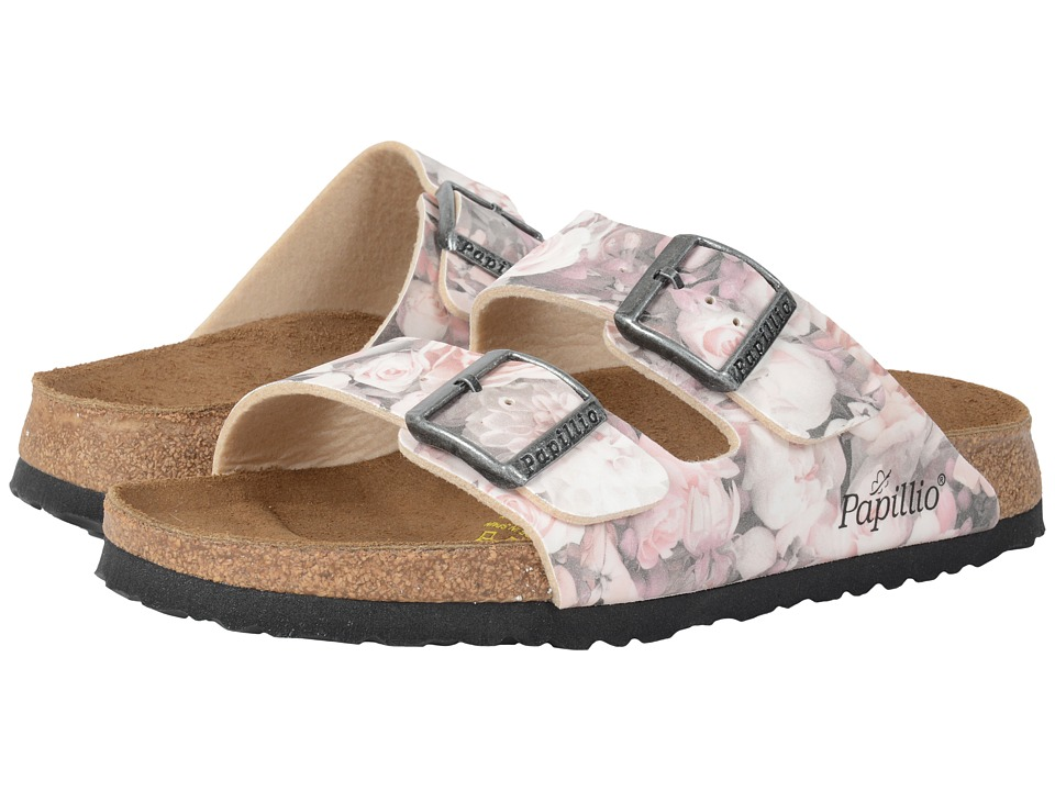 Birkenstock - Arizona (Silky Rose Pink Birko-Flor ) Women's Dress Sandals