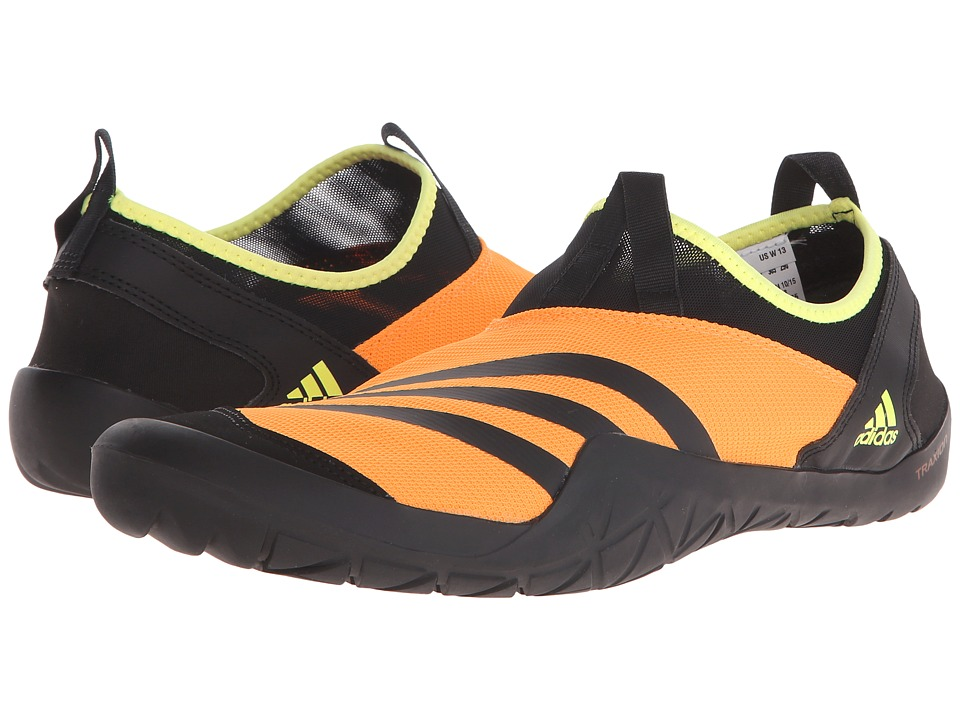 adidas Outdoor - CLIMACOOL Jawpaw Slip-On (Solar Gold/Black/Solar Yellow) Men's Shoes