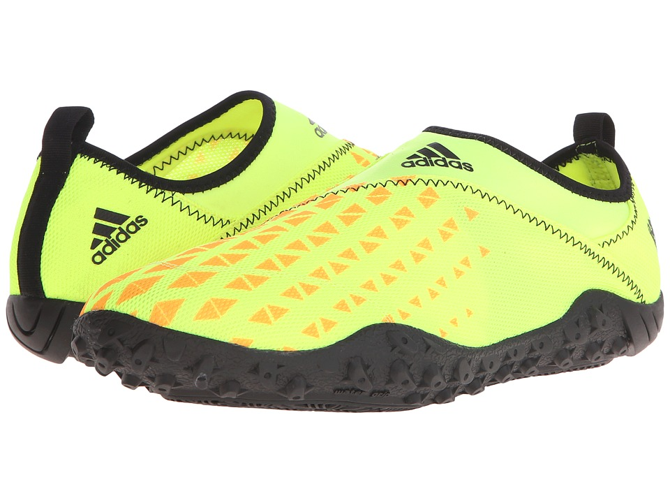 adidas Outdoor - Kurobe II (Solar Yellow/Black/Solar Gold) Men's Shoes