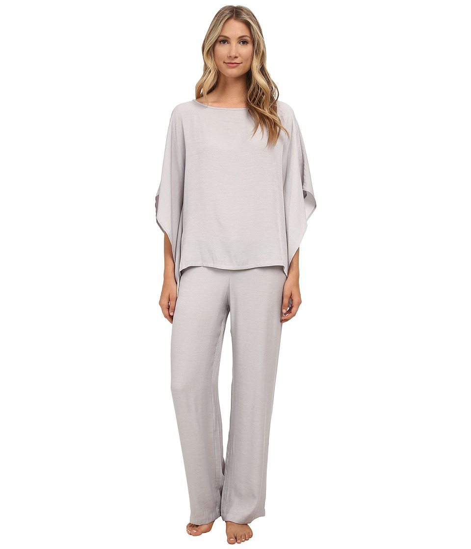 Natori - Joy Tunic PJ (Grey) Women's Pajama Sets