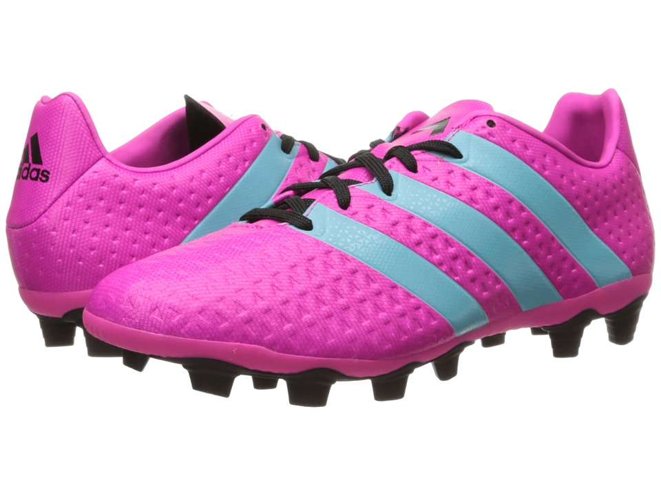 adidas - Ace 16.4 FxG W (Shock Pink/Blue Glow/Black) Women's Soccer Shoes