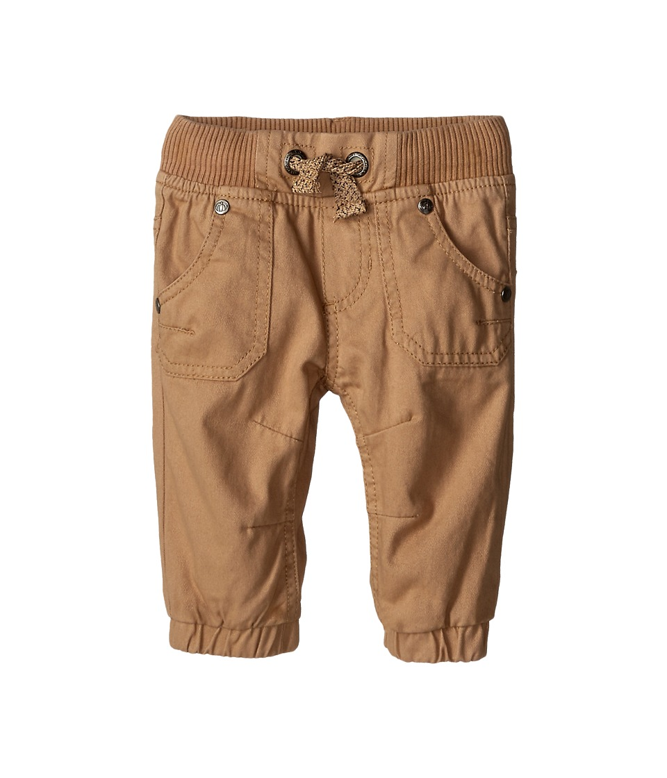 Pumpkin Patch Kids - Core Essentials Drill Pull-On Pants (Infant/Toddler/Little Kids/Big Kids) (Earth) Boy's Clothing