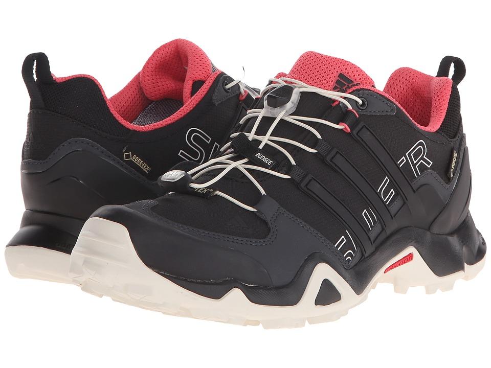adidas Outdoor - Terrex Swift R GTX(r) W (Dark Grey/Black/Super Blush) Women's Shoes