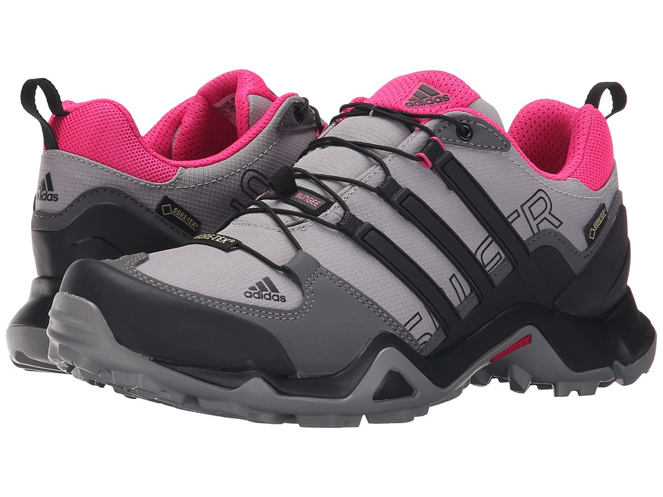 adidas Outdoor - Terrex Swift R GTX W (Granite/Black/Solid Grey) Women's Shoes