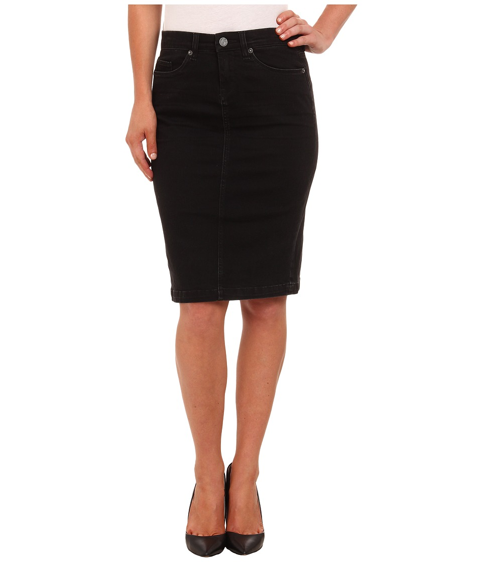 Blank NYC - Black Pencil Skirt in Post Party Depression (Post Party Depression) Women's Skirt