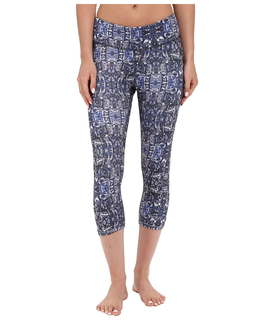 Marmot - Jump Start Capri (Black Kaleidoscope) Women's Capri