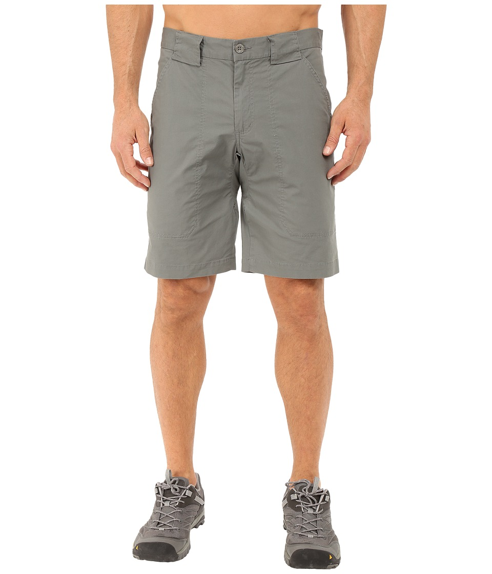 Woolrich - Lighthouse Rock Utility Shorts (Field Gray) Men's Shorts