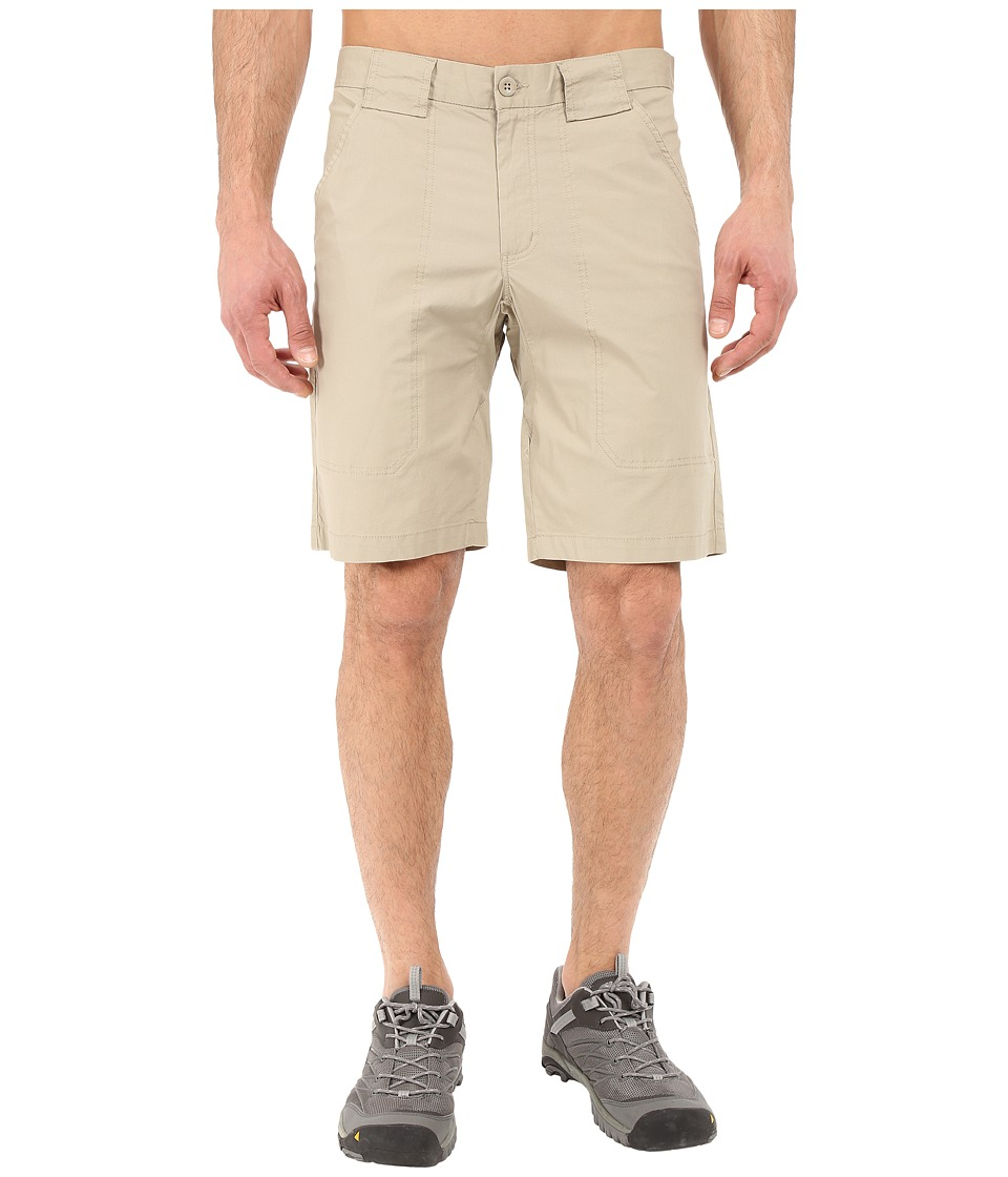 Woolrich - Lighthouse Rock Utility Shorts (Khaki) Men's Shorts