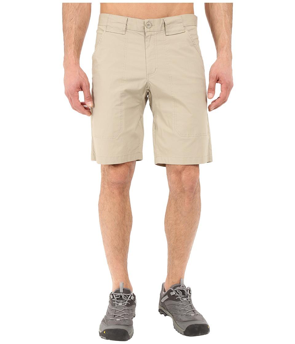 Woolrich - Lighthouse Rock Utility Shorts (Khaki) Men's Shorts