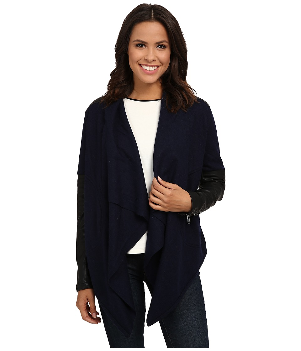 Blank NYC - Jacket w/ Moto Detail in Oxy Moron (Oxy Moron) Women's Jacket