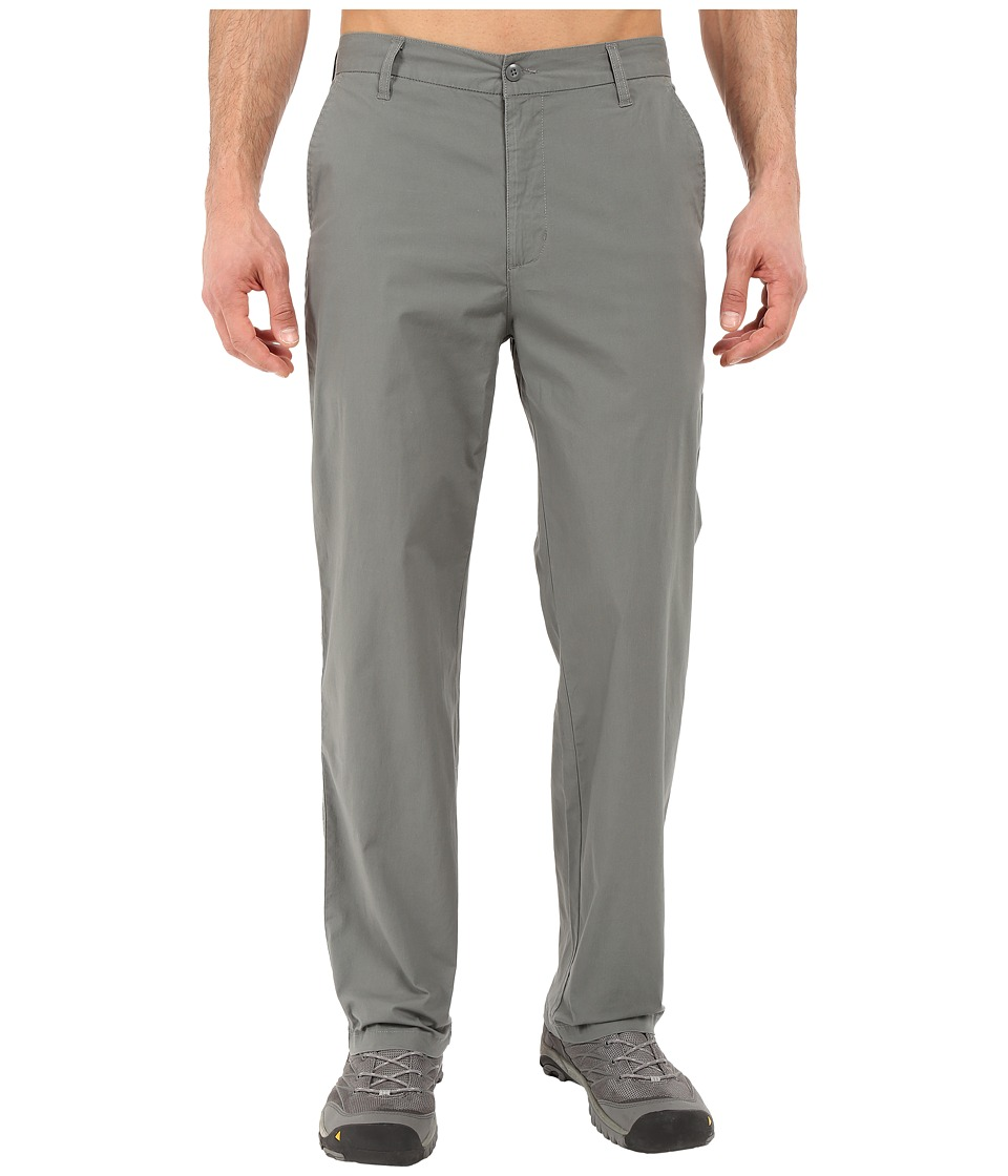 Woolrich - Lighthouse Rock Pants (Field Gray) Men's Casual Pants