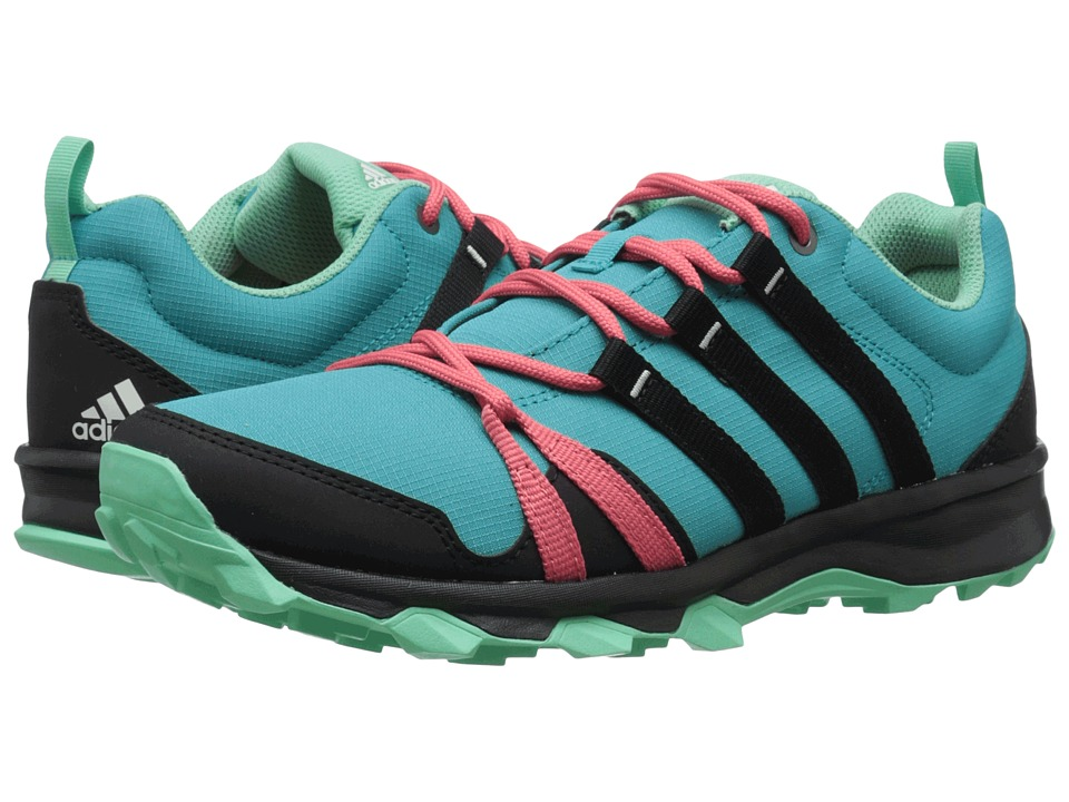 adidas Outdoor - Trace Rocker (Shock Green/Black/Super Blush) Women's Shoes