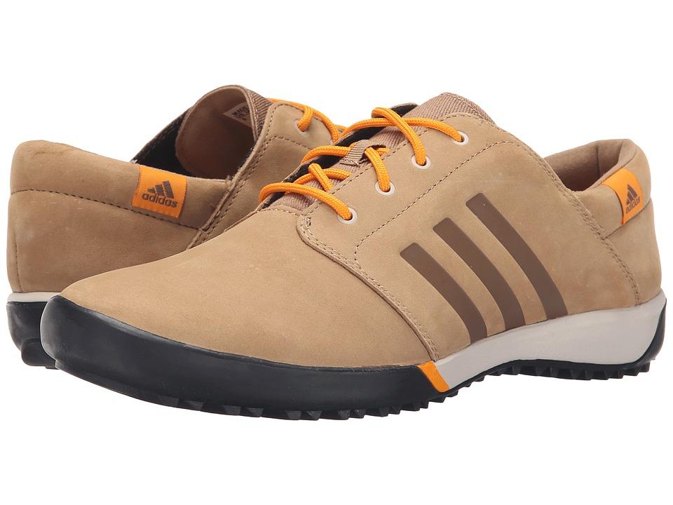 adidas Outdoor Daroga Sleek W (Cardboard/EQT Orange/Black) Women