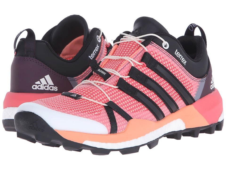 adidas Outdoor - Terrex Skychaser (Sun Glow/Black/Super Blush) Women's Shoes