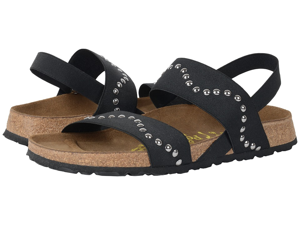 Birkenstock - Caterina (Wave Black Stretch) Women's Sandals