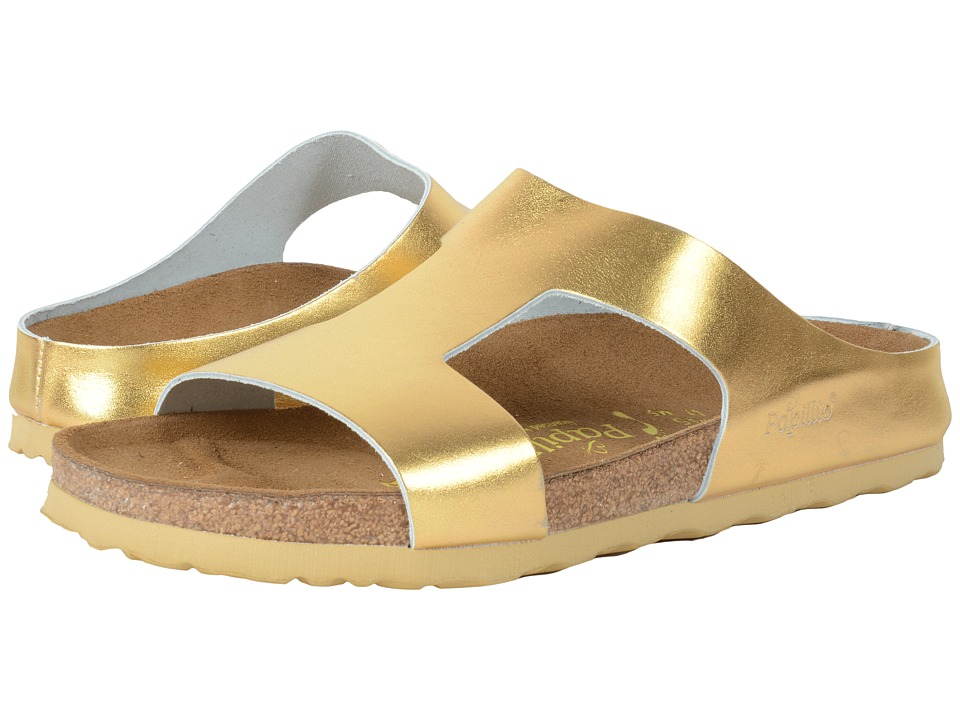 Birkenstock Charlize (Metallic Gold Leather) Women