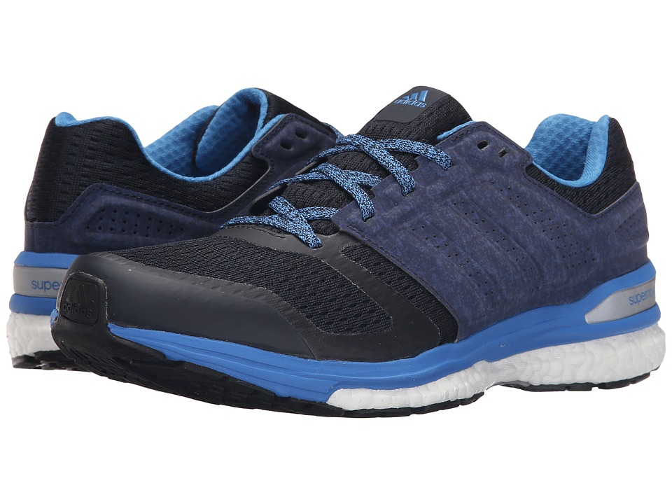 adidas Running - Supernova Sequence 8 W (Night Navy/Raw Purple/Super Blue) Women's Running Shoes