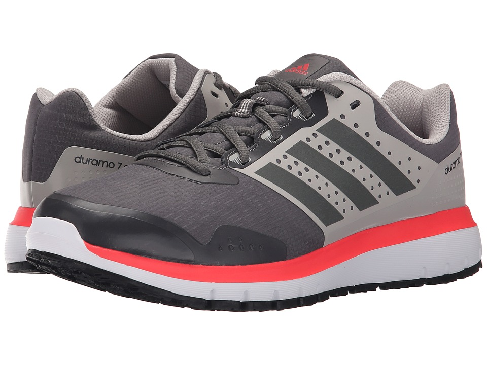 adidas Outdoor - Duramo ATR (Granite/Iron Metallic/Shock Red) Women's Shoes