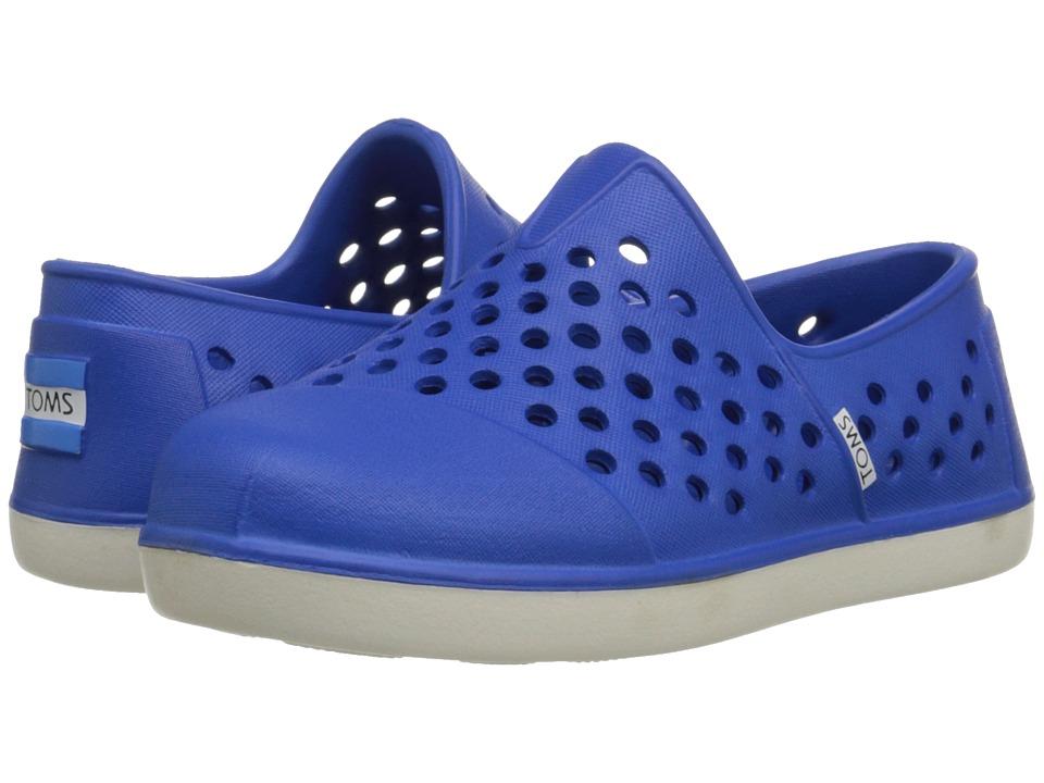 TOMS Kids - Rompers (Toddler/Little Kid) (Blue) Kids Shoes