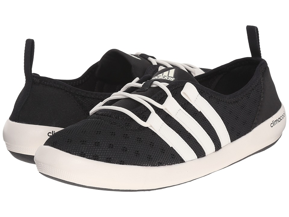 adidas Outdoor - CLIMACOOL Boat Sleek (Black/Chalk White/Black 1) Women's Shoes