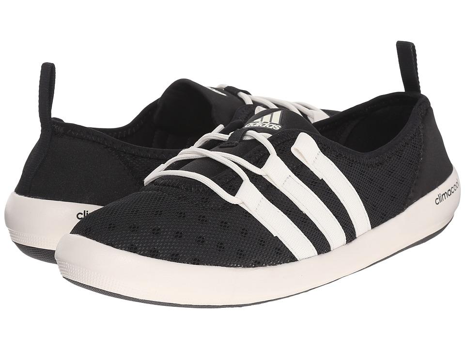 adidas Outdoor CLIMACOOL Boat Sleek (Black/Chalk White/Black 1) Women