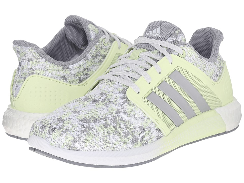 adidas Running - Solar Boost W (Halo/Silver Metallic/Clear Onix) Women's Running Shoes