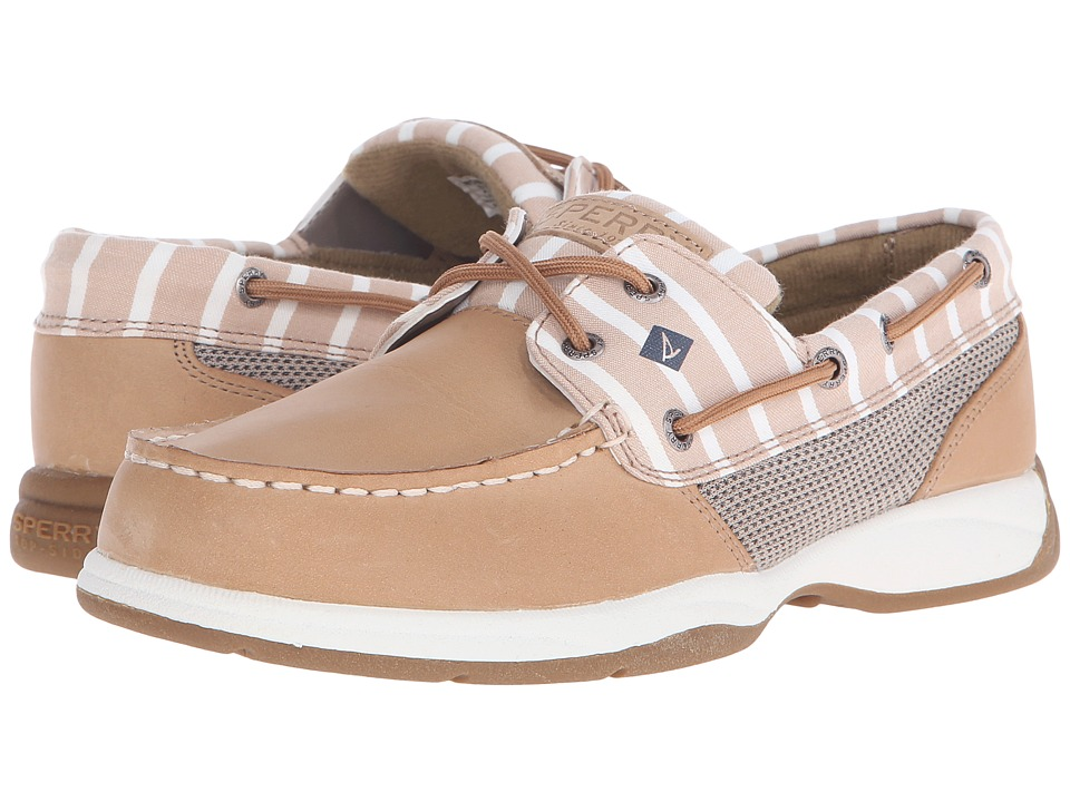 Sperry Top-Sider - Intrepid Seasonal (Linen/Sand Stripe) Women's Shoes