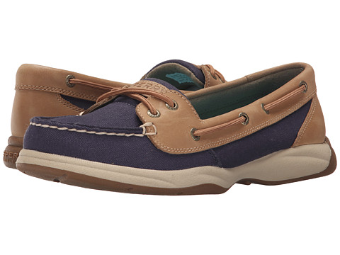 Sperry Top-Sider - Laguna Seasonal (Navy/Linen) Women