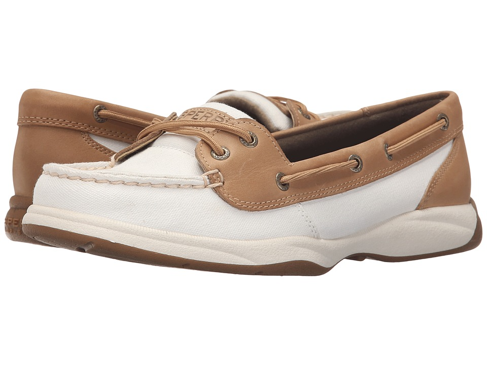 Sperry Top-Sider - Laguna Seasonal (White/Linen) Women