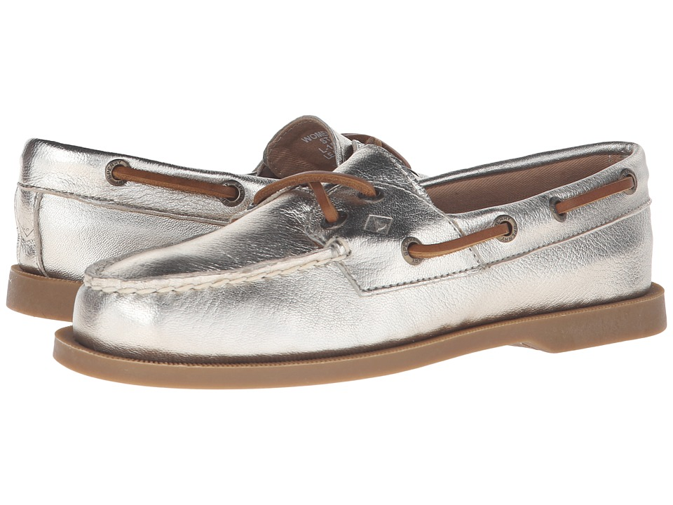 Sperry - Rudder (Platinum) Women's Shoes