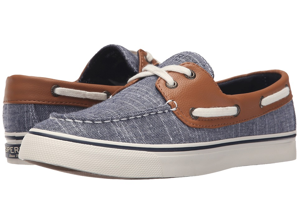 Sperry Top-Sider - Biscayne Chambray (Blue/Cognac) Women