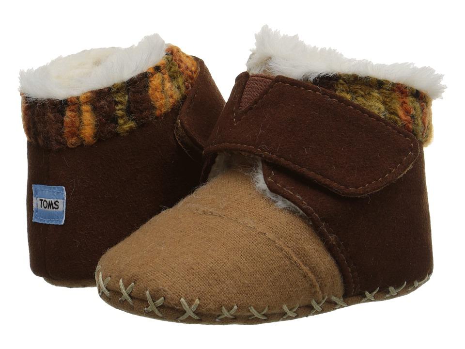 ffee0606c4c58 UPC 840933100022 - TOMS Kids - Cuna (Infant/Toddler) (Chocolate ...