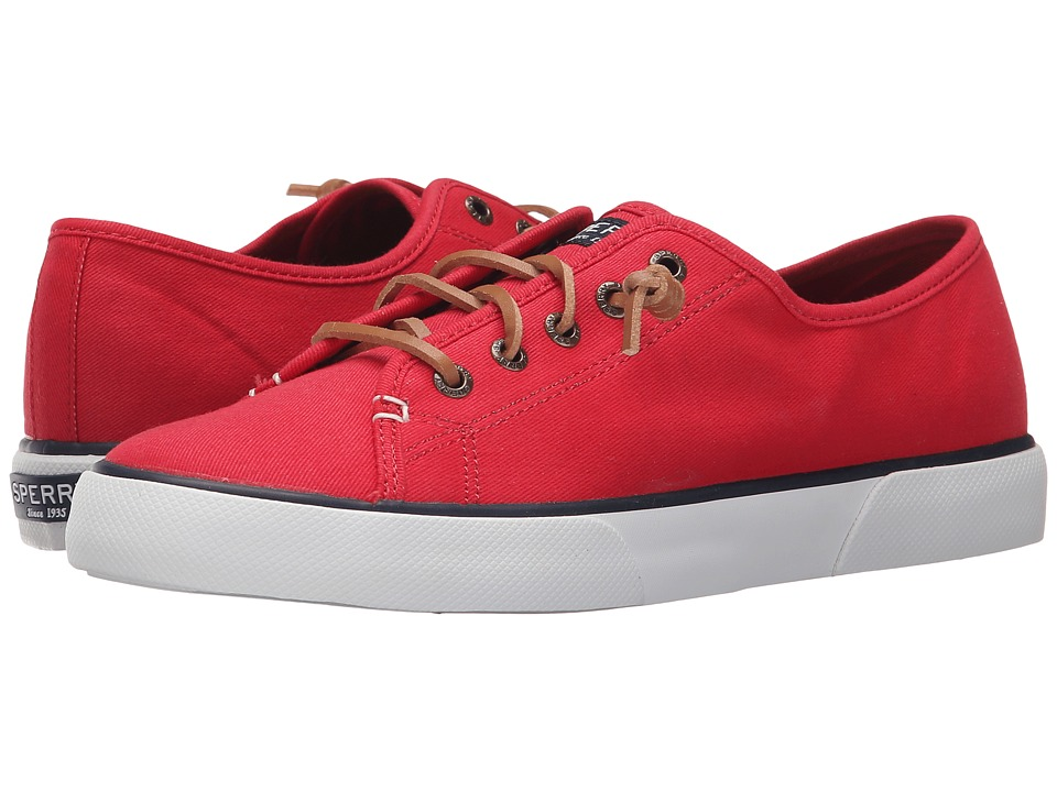 Sperry - Pier View Core (Red) Women's Shoes