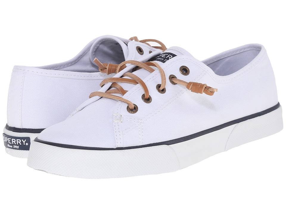 Sperry - Pier View Core (White) Women's Shoes