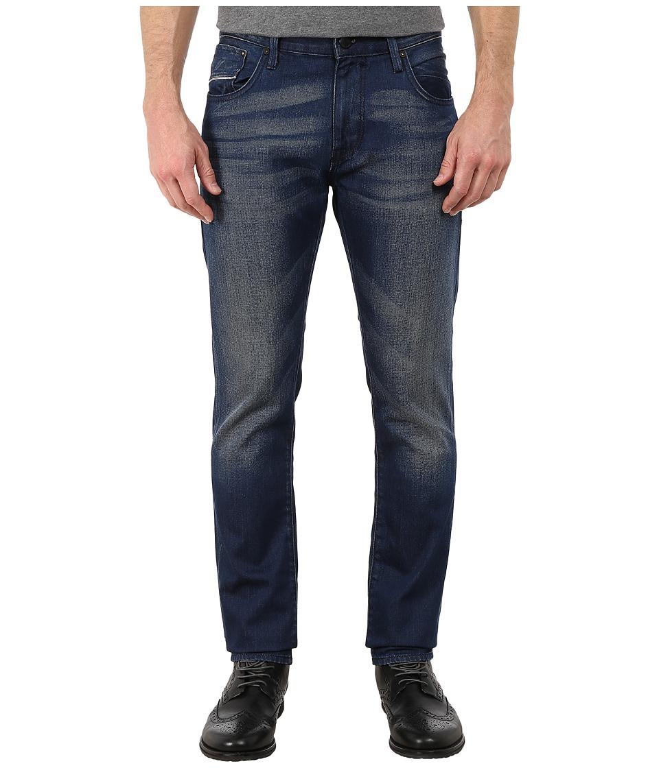 Mavi Jeans - Jake Jeans in Dark White Edge (Dark Blue) Men's Jeans