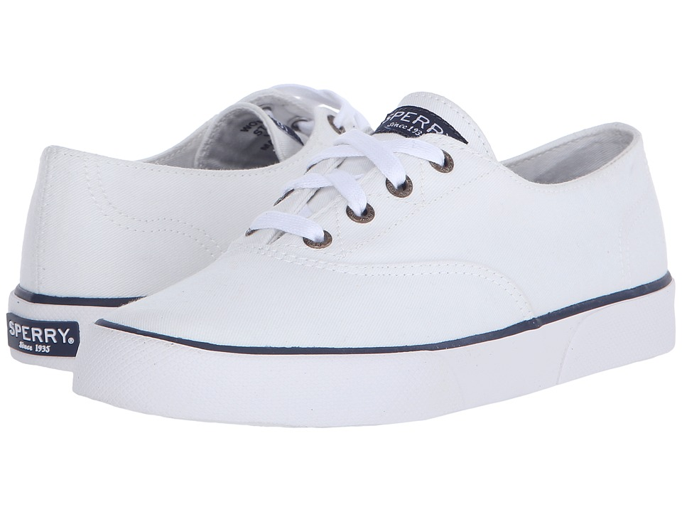 Sperry Top-Sider - Pier Edge (White) Women's Shoes