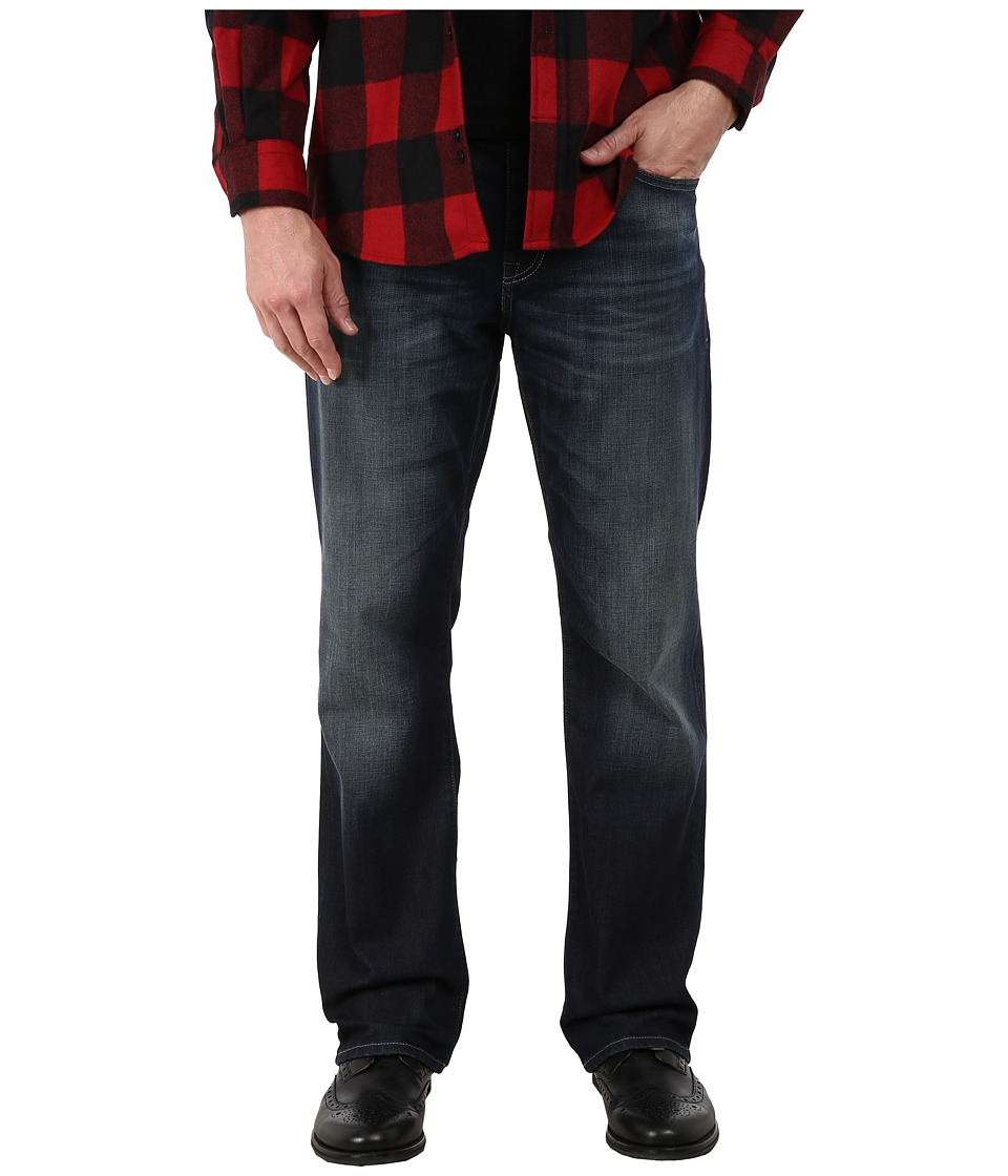 Mavi Jeans - Matt Jeans in Deep Foggy Yaletown (Dark Blue) Men's Jeans