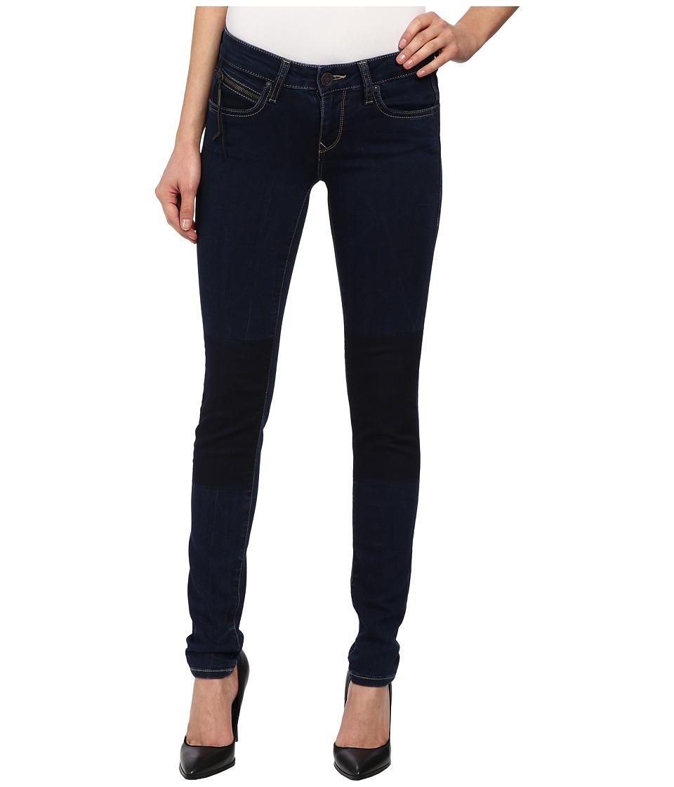 Mavi Jeans - Serena Indigo Patch Out Jeggings (Dark Blue) Women