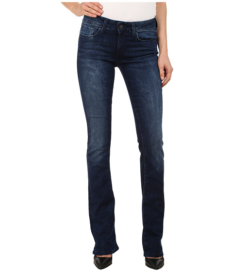Mavi Jeans - Leigh Ink Jeggings (Dark Blue) Women's Jeans
