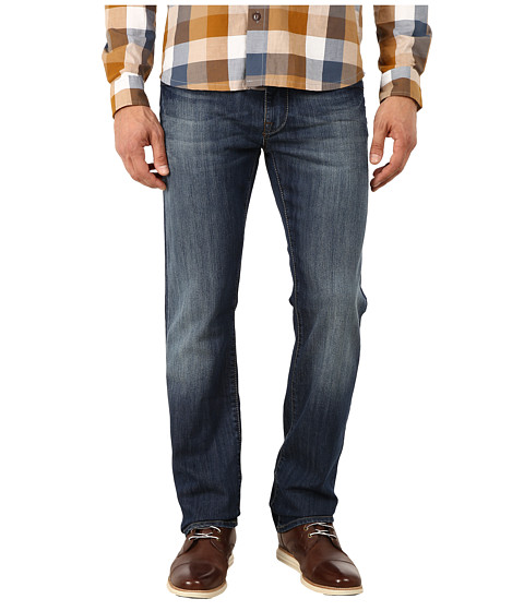 Mavi Jeans - Zach Jeans in Dark Maui (Blue) Men's Jeans