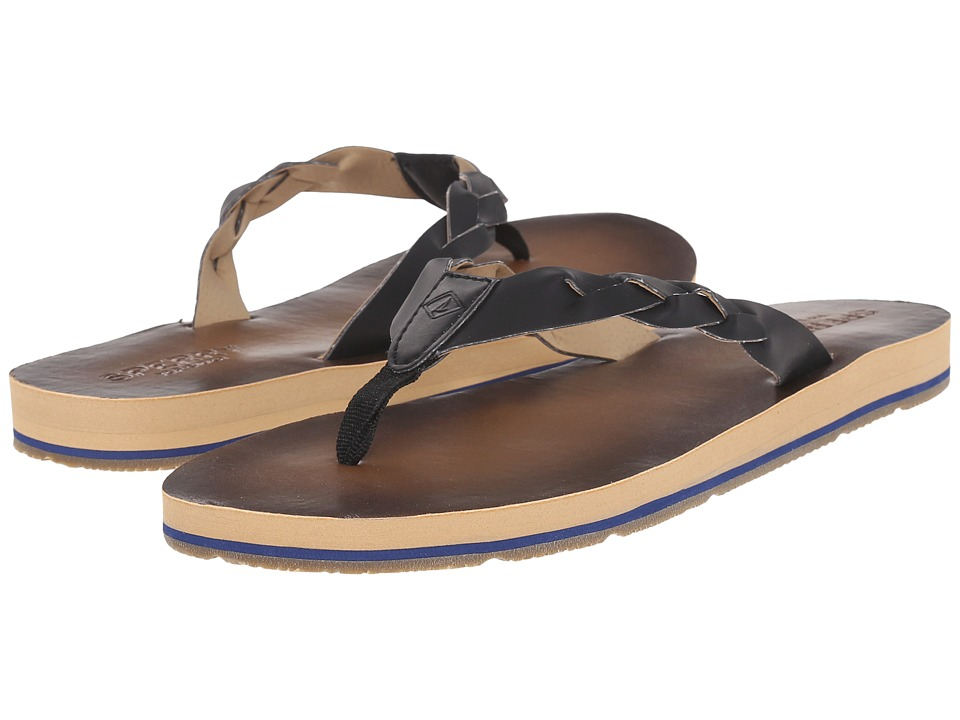 Sperry Top-Sider - Sand Wharf (Black) Women