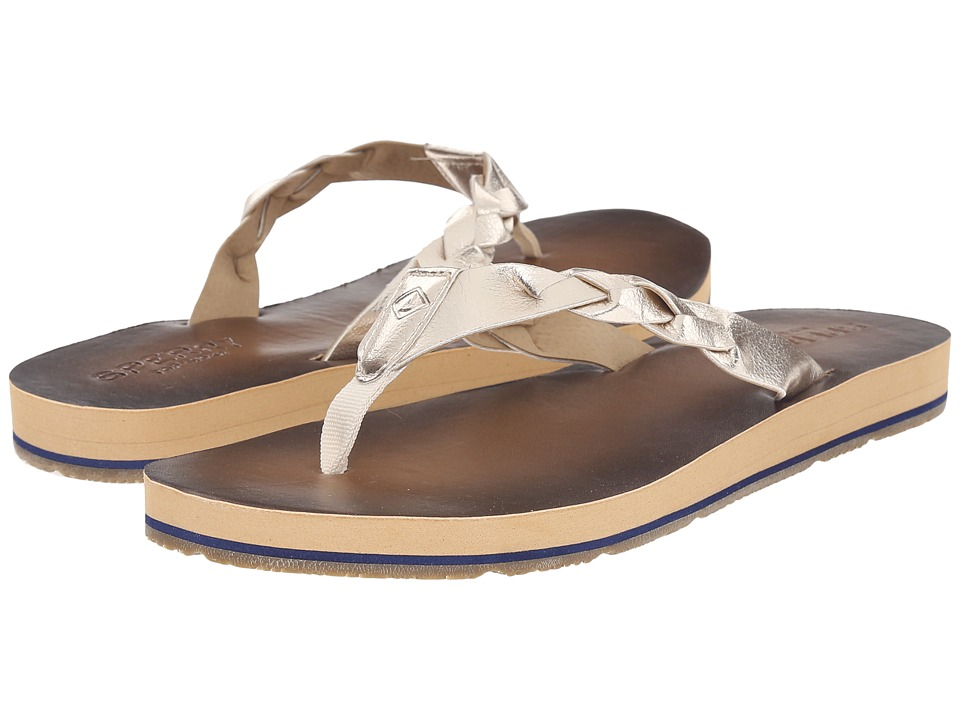 Sperry Top-Sider - Sand Wharf (Platinum) Women