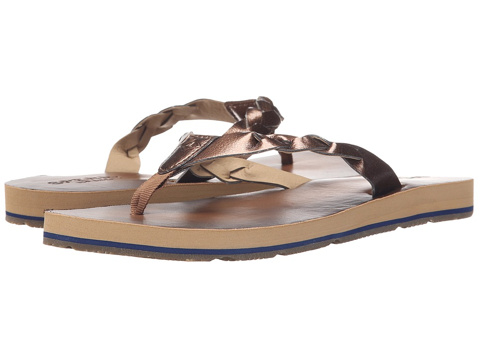 Sperry Top-Sider - Sand Wharf (Bronze) Women