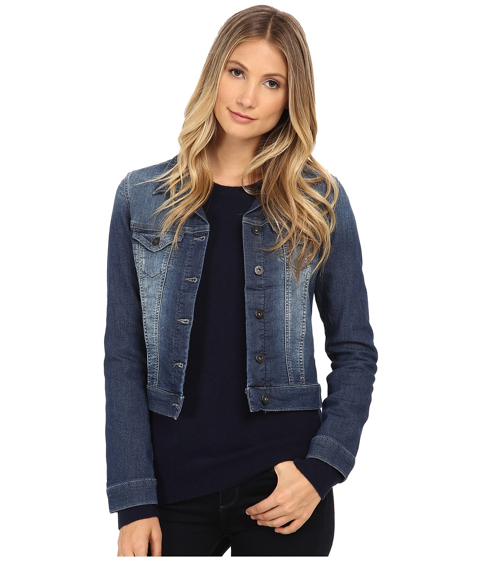 Mavi Jeans - Samantha Jacket (Medium Blue) Women's Coat