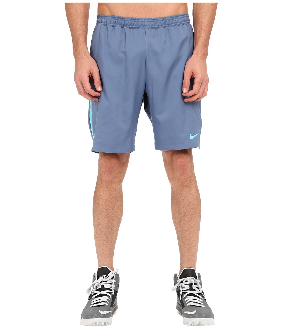 Nike - Court 9 Short (Ocean Fog/Omega Blue/Omega Blue) Men's Shorts