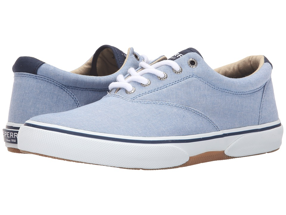 Sperry Top-Sider Halyard CVO Chambray (Blue) Men